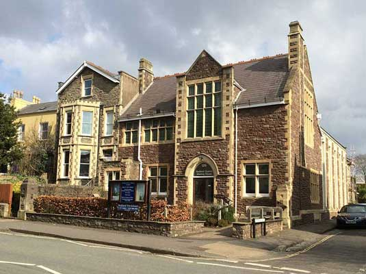redland-quaker-meeting-house-bristol-location